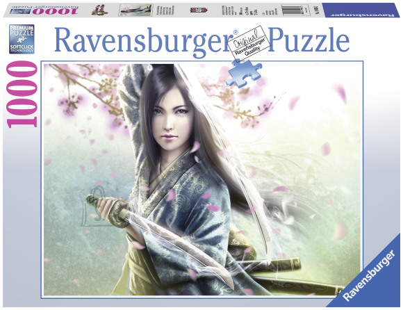 Ravensburger pusle 1000 tk