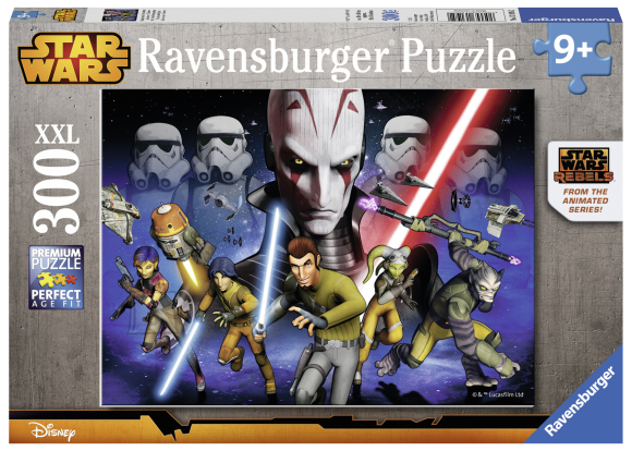 Ravensburger pusle Star Wars 300 tk