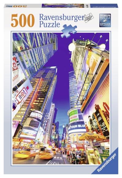 Ravensburger pusle Times Square 500 tk