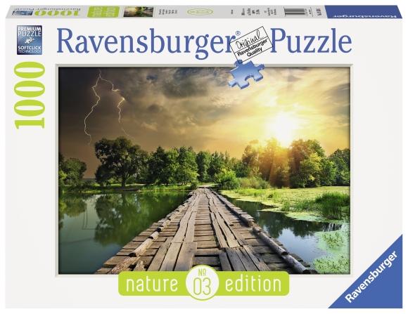Ravensburger pusle Müstiline taevas 1000 tk