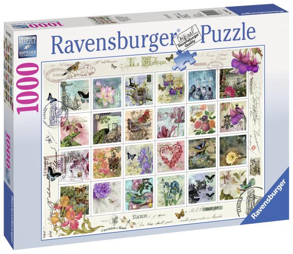 Ravensburger pusle Markide kollektsioon 1000 tk