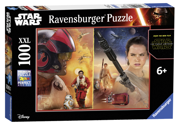 Ravensburger pusle XXL Star Wars 100 tk