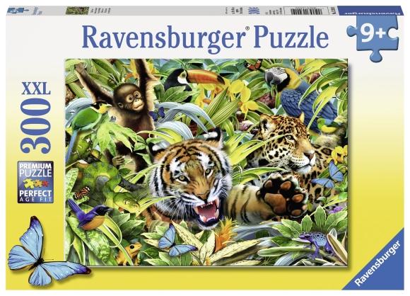 Ravensburger pusle Metsloomad 300 tk