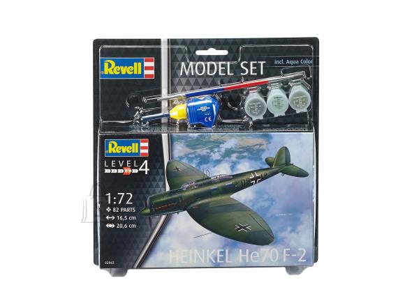 Revell Revell Model Set Heinkel He70 F-2 1:72
