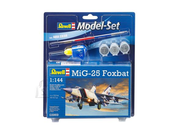 Revell Revell Model Set MiG-25 Foxbat 1:144