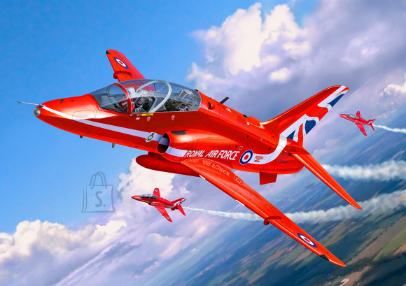 Revell Revell BAe HAWK T.1 RED ARROWS 1:72