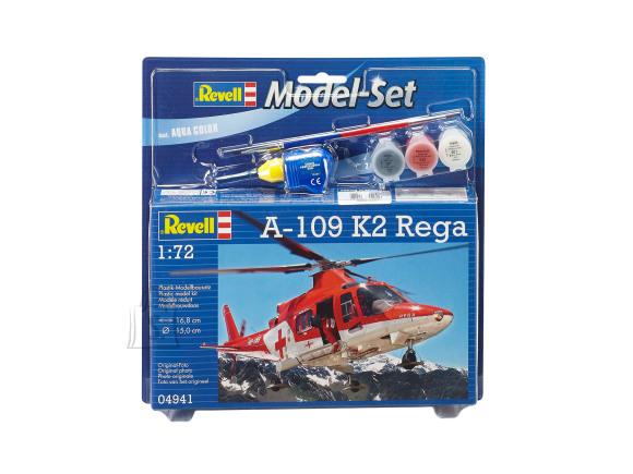 Revell Revell Model Set A-109 K2 Rega 1:72