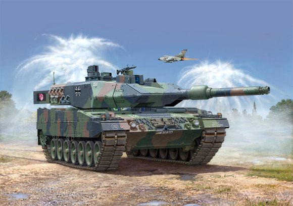 Revell Revell LEOPARD 2A5/A5NL 1:35