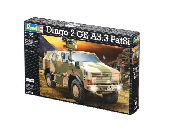Revell Revell Dingo 2 GE A3.3 PatSi 1:35