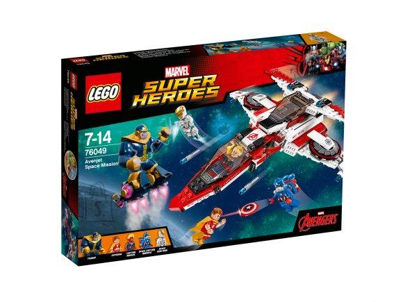 LEGO 76049 Super Heroes Avenjeti kosmosemissioon