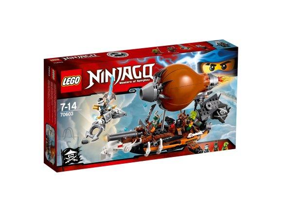 LEGO 70603 Ninjago Haarangu tsepeliin