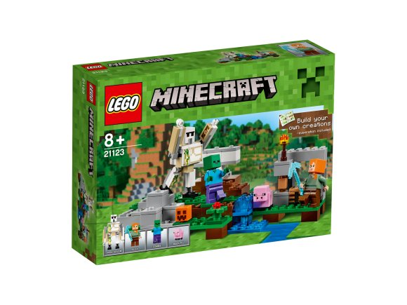 LEGO LEGO Minecraft Raudgolem