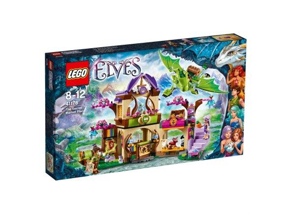LEGO LEGO Elves Salajane turuplats