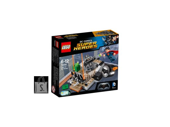 LEGO LEGO Super Heroes Kangelaste heitlus
