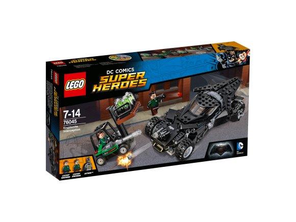 LEGO LEGO Super Heroes Krüptoniittõkestus
