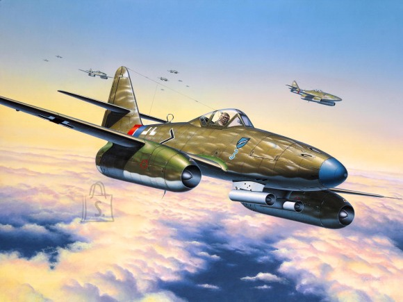 Revell Revell Messerschmitt Me 262 A-1a  1:72