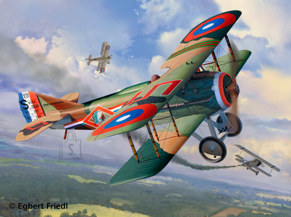 Revell Revell WWI Fighter SPAD XIII 1:28