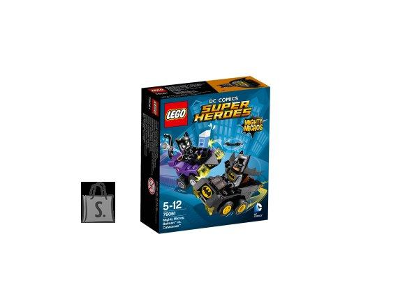 LEGO LEGO Super Heroes Batman vs Kassnaine