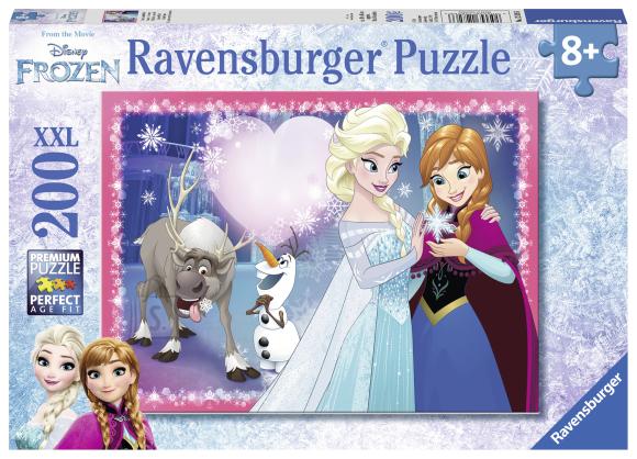 Ravensburger Ravensburger puzzle 200 XXL tk. Lumekuninganna