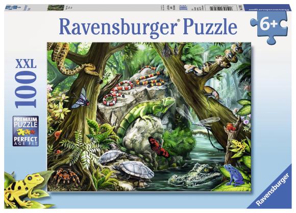 Ravensburger Ravensburger puzzle 100 XXL tk.