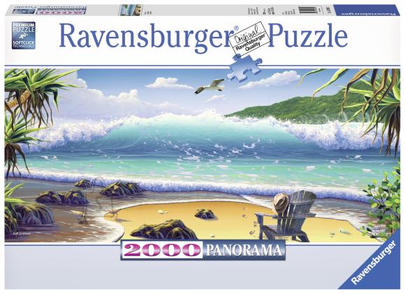 Ravensburger Ravensburger puzzle 2000 tk.