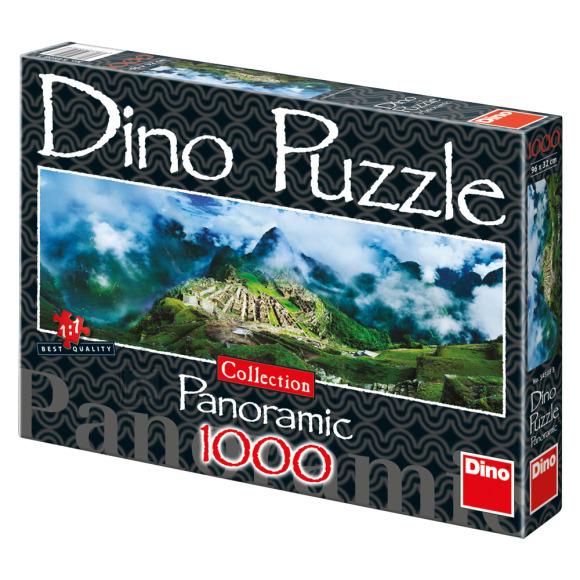 Dino Dino panoraampuzzle 1000 tk. Machu Pichu, Peru