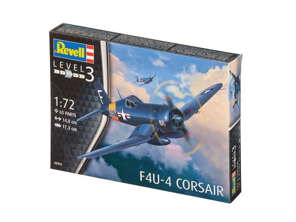 Revell Revell F4U-4 Corsair 1:72