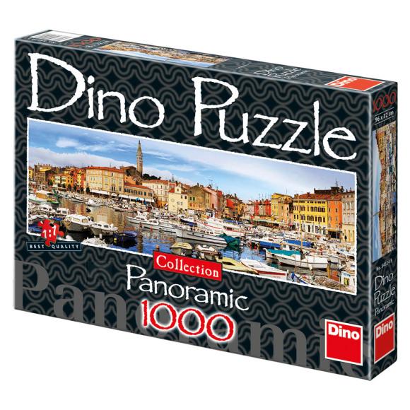 Dino Dino panoraampuzzle 1000 tk.