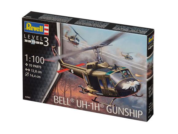 Revell Revell Bell® UH-1H® Gunship 1:100