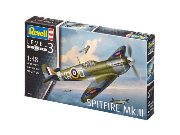 Revell Revell Supermarine Spitfire Mk.II 1:48