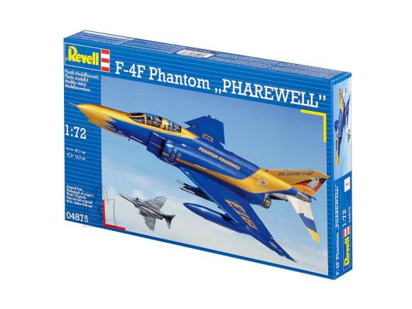 Revell Revell F-4F Phantom PHAREWELL 1:72