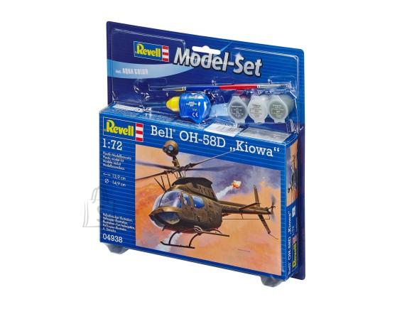 Revell Revell Model Set Bell OH-58D Kiowa 1:72