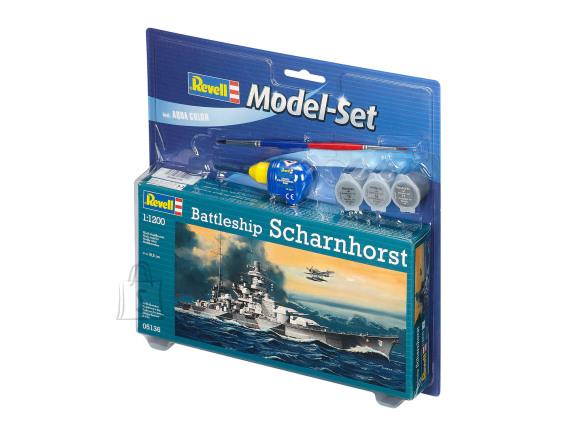 Revell Revell Model Set Battleship Scharnhorst 1:1200