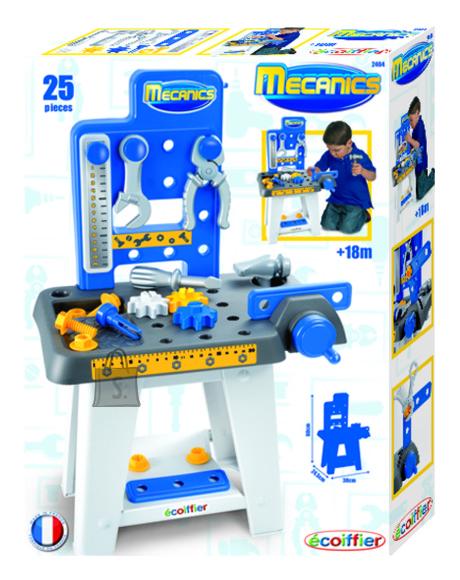 Ecoiffier Ecoiffier töölaud Mecanics