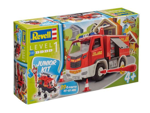 Revell Revell Junior Kit Tuletõrjeauto 1:20