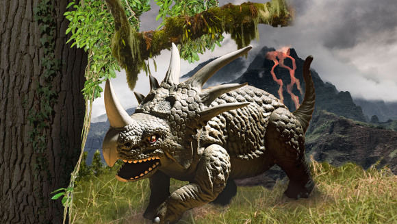 Revell Revell dinosaurus Styracosaurus 1:13