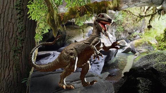 Revell Revell dinosaurus Allosaurus 1:13