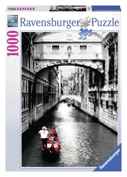 Ravensburger Ravensburger puzzle 1000 tk. Veneetsia kanal