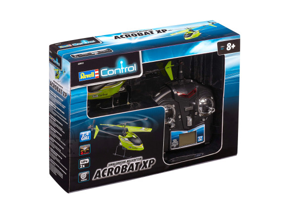 "Revell Control Revelli RC minihelikopter""Acrobat XP"""