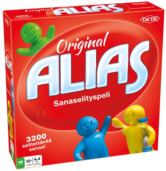 Tactic lauamäng Soomekeelne Alias