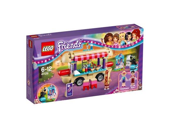LEGO Friends Lõbustuspargi viinerisaiaauto