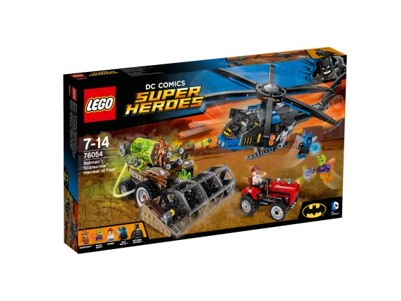 LEGO 76054 Super Heroes Batman™: Hernehirmutis™ – hirmulõikus