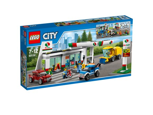 LEGO City Teenindusjaam