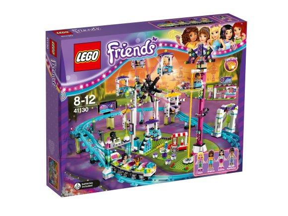 LEGO Friends Lõbustuspargi ameerika mäed