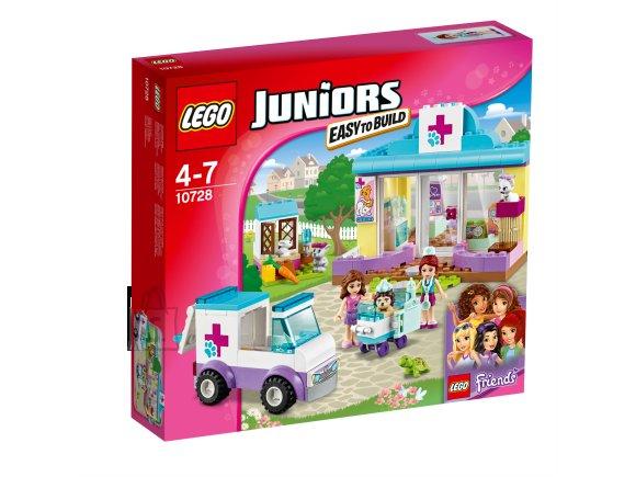 LEGO Juniors Mia loomakliinik