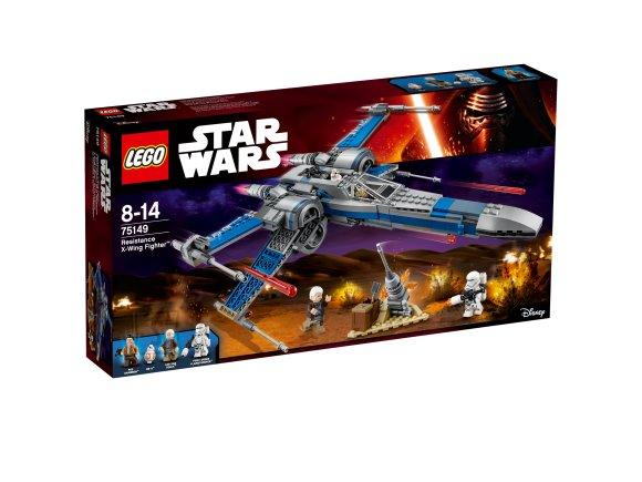 LEGO Star Wars X-wing Fighteri™ vastupanu