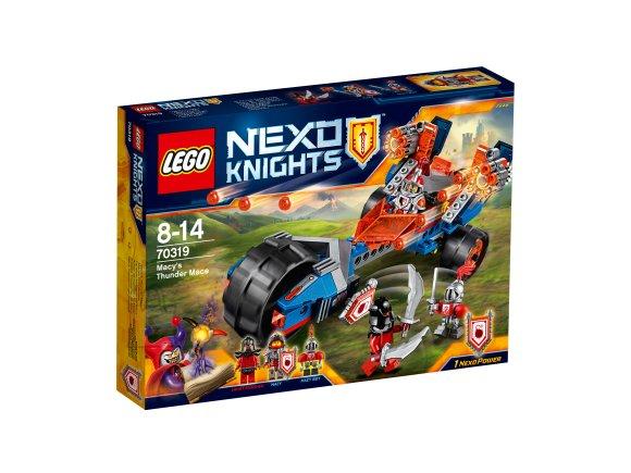 LEGO Nexo Knights Macy kõuenui