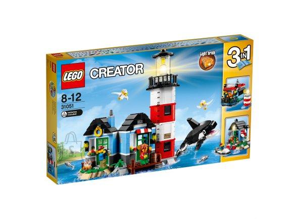 LEGO Creator Majakas