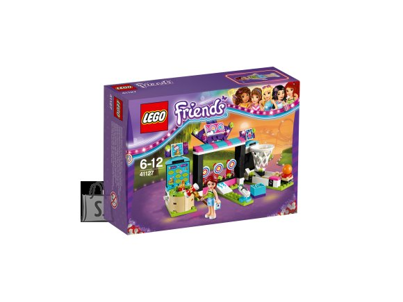 LEGO Friends Lõbustuspargi mängusaal