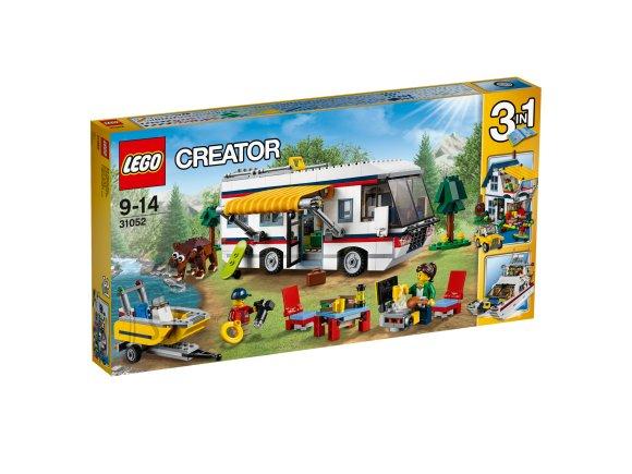 LEGO Creator Puhkusetuur